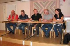 Årsmöte Jämtöns VVO - 15 augusti 2010