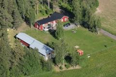 Flygfoton över Jämtön, Avan och Rörbäck