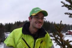 Julgranen i Jämtön 2009