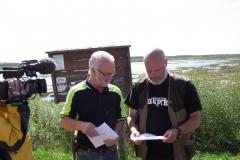 Mustachkapen - Gert Fylking och Robert Aschberg