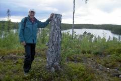 Naturstig Kronkilsvägen - Kvarnträsket